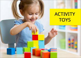 Buy Activity Toys For Kids