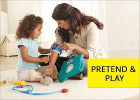 Pretend & Play / Role-play Toys