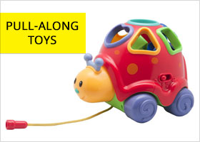 Pull-Along Toys for babies