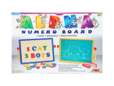 Alpha Numero Board Small