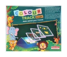 Color Track Jungle Make Animal Your Friend