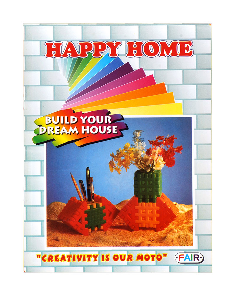 Buy Happy Home Build Your Dream House Senior Online In India Kheliya Toys
