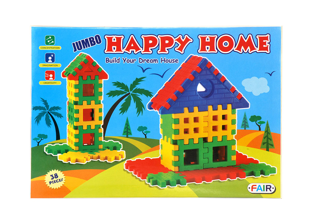 Buy happy home build your dream house jumbo online in Create your dream house online