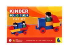 Kinder Blocks Play Set