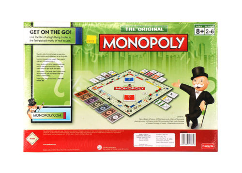 Monopoly The Property Trading Game