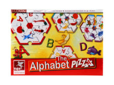 The Alphabet Pizza