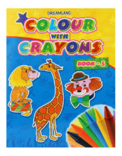 Colour With Crayon Book - Part 5