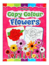 Copy Colour Flowers