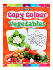 Copy Colour Vegetables
