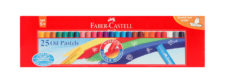 Faber Castel Oil Pastels Reg 25 Shades 60mm