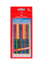 Faber Castell Bi Color Pack Of 12