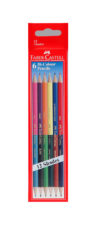Faber Castell Bi Colours Pack Of 6