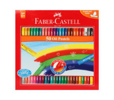 Faber Castell Oil Pastels Pack Of 50
