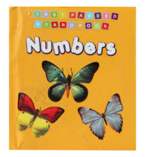 First Padded Board Book: Numbers
