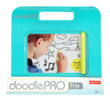 Fisher Price Doodle Pro Travel Blue Chn84