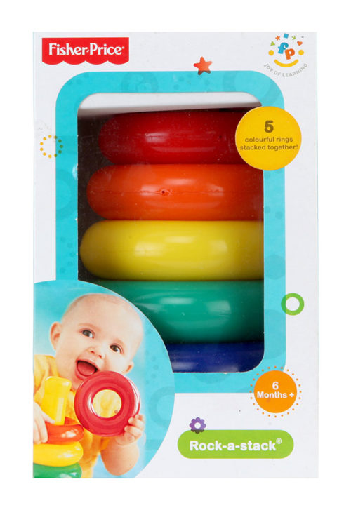 Fisher Price Rock A Stack 71050