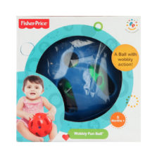 Fisher Price Wobbly Fun Ball 75612 - Blue