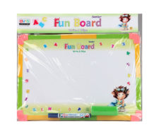 Fun Board Senior Write & Wipe PVC