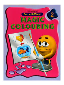 Fun With Water Magic Colouring 2