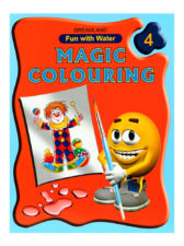 Fun With Water Magic Colouring 4