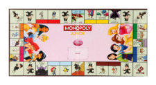 Funskool Disney Monopoly Junior
