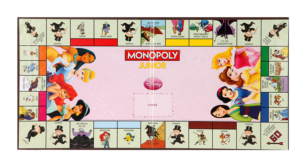 Image result for disney monopoly