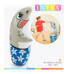 Intex Inflatable Bag Hit Me Shark