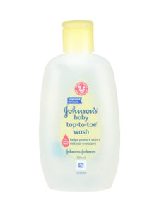 Johnson's Baby Top To Toe Wash 100ml