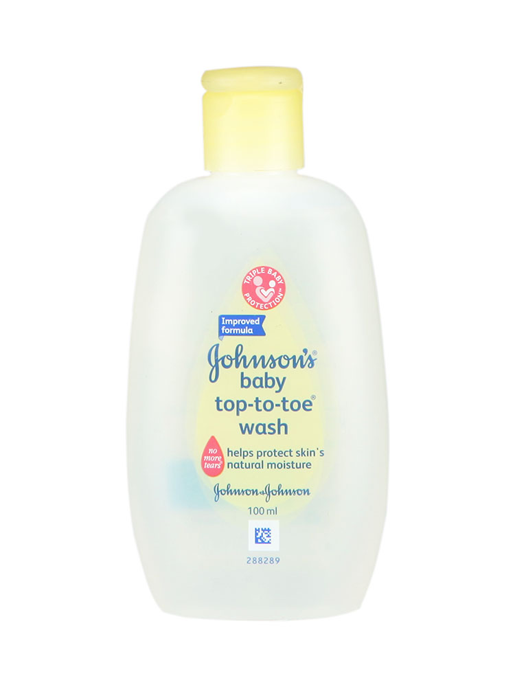 Buy Johnson S Baby Top To Toe Wash 100ml Online In India