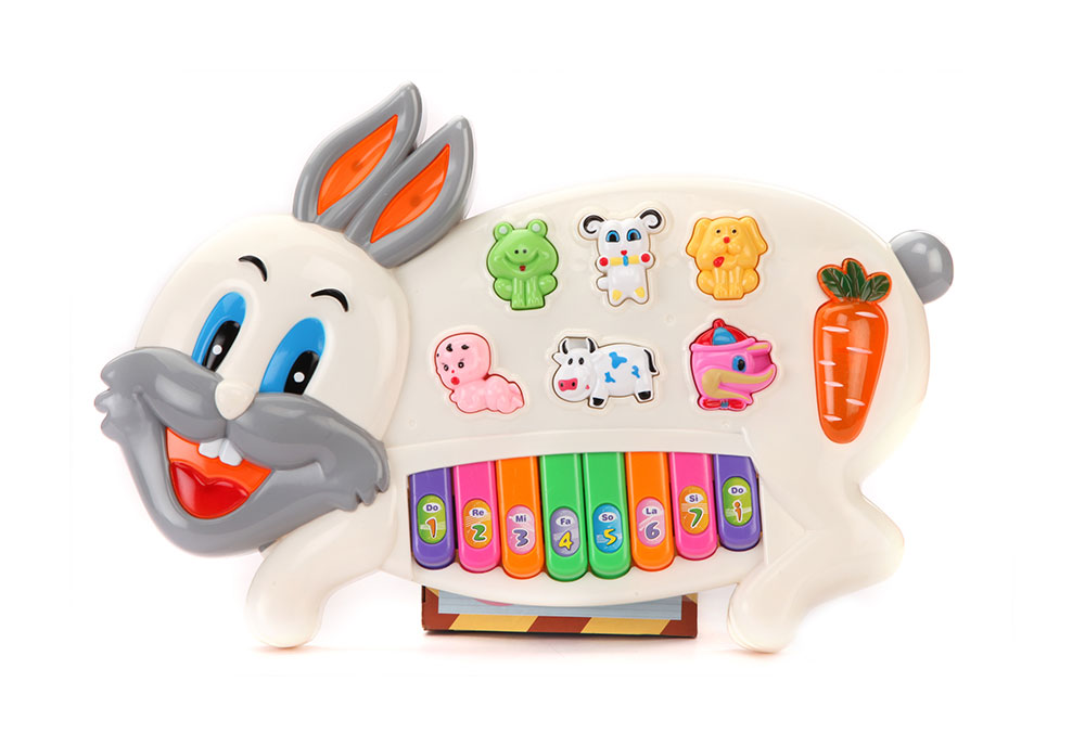 Buy Kheliya Rabbit Piano Online In India Kheliya Toys