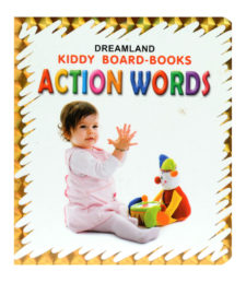 Kiddy Board Books: Action Words