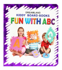 Kiddy Board Books: Fun With ABC