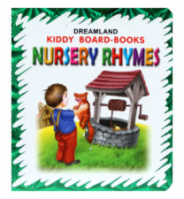 Kiddy Board Books Nursery Rhymes
