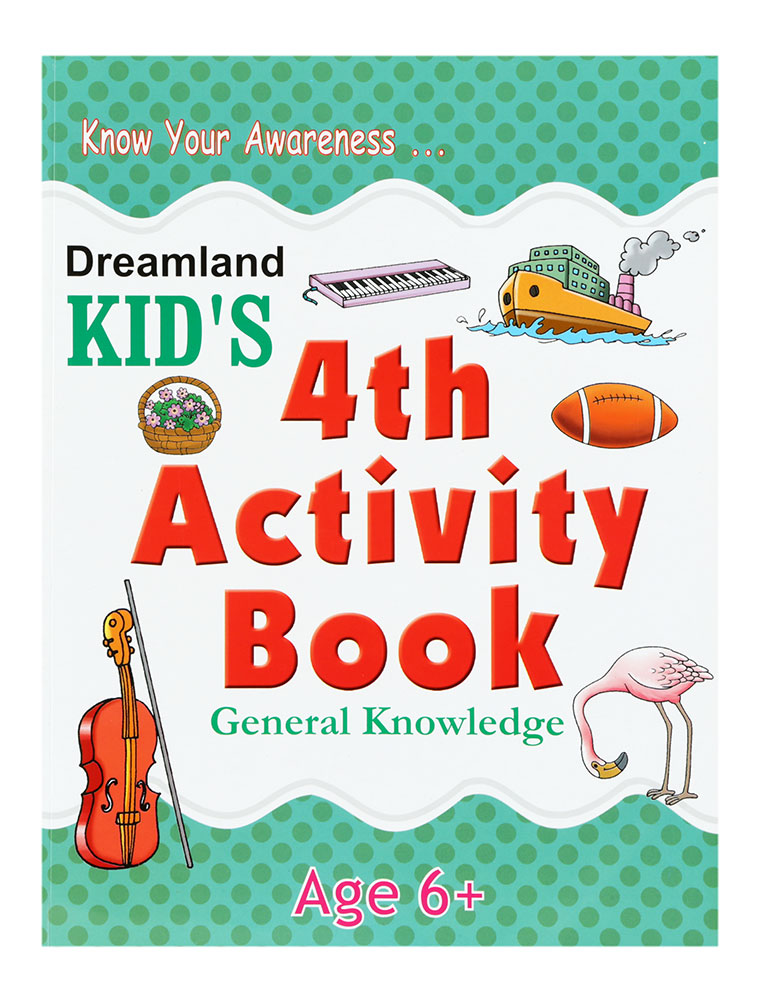 Buy Know Your Awareness - 4th Activity Book - General Knowledge Online In  India • Kheliya Toys