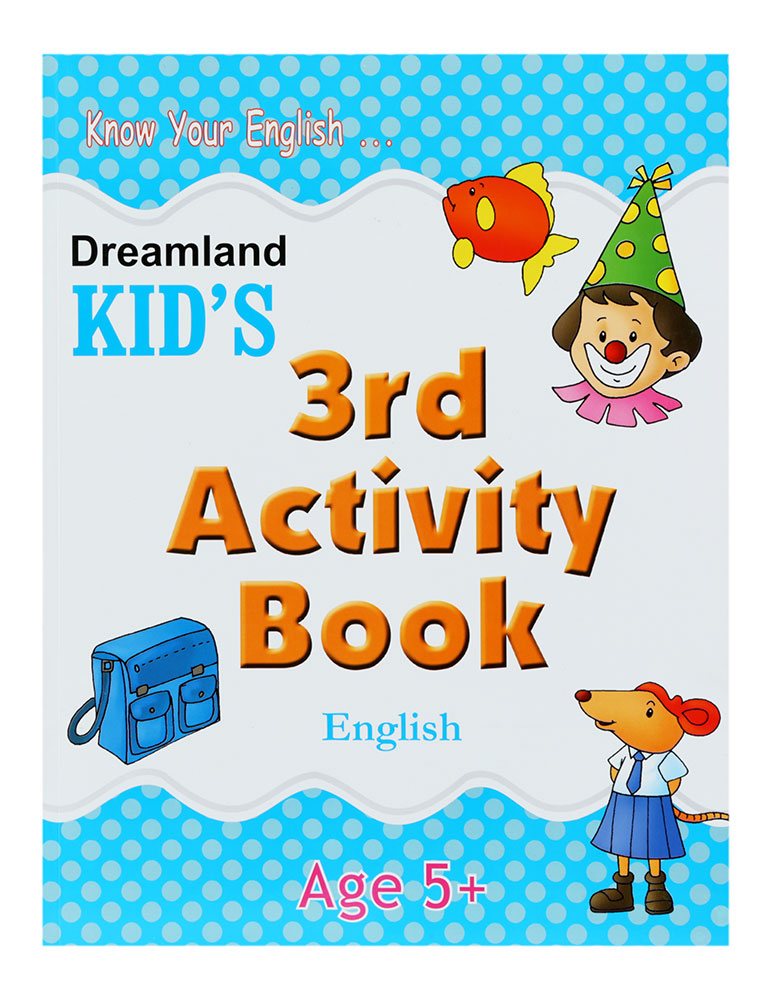 Buy Know Your English Kid S 3rd Activity Book Online In