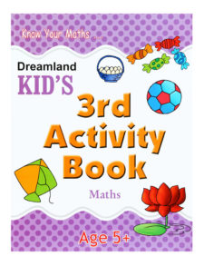 Know Your Maths - Kid's 3rd Activity Book