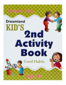 Knowing Good Habits - Kid's 2nd Activity Book