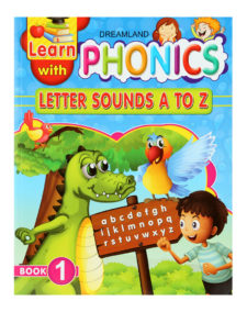 Learn With Phonics-Letter Sounds A to Z - 1