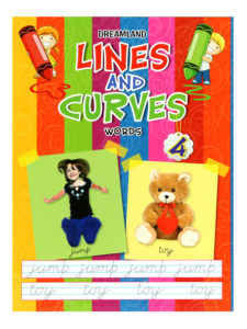 Lines And Curves Words - Part 4