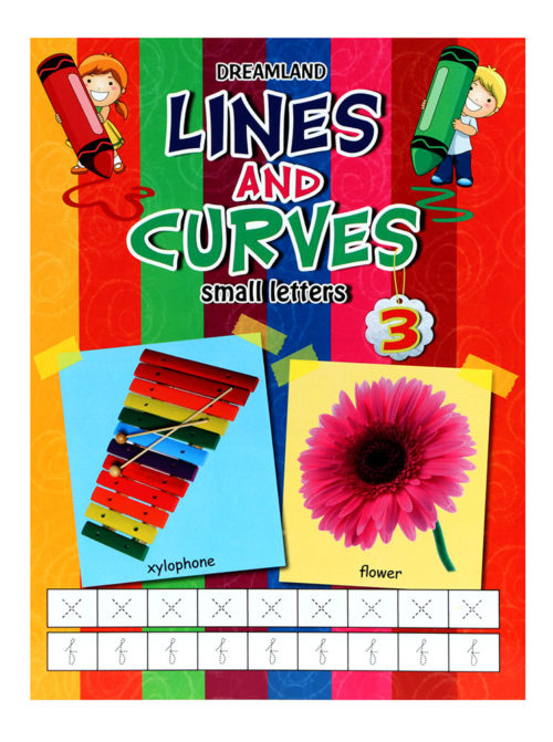 Lines And Curves (Small Letters) - Part 3
