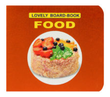 Lovely Board Book: Food