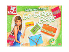 Make Your Own Go Green Bags