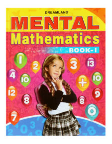 Mental Mathematics Book - 1