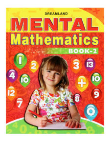 Mental Mathematics Book - 2