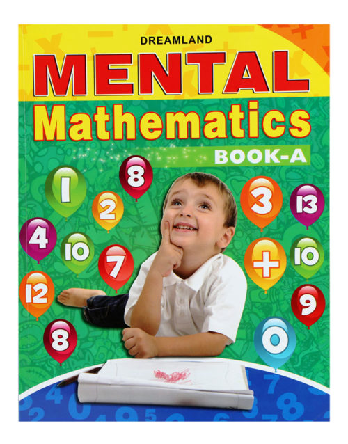 Mental Mathematics Book - A