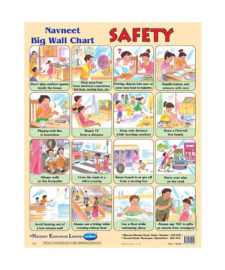 Navneet Safety Big Wall Chart