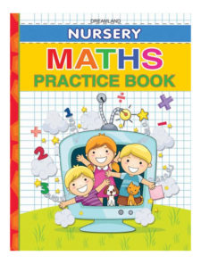 Nursery Maths Practice Book
