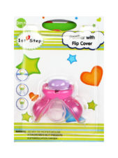 Pacifier With Flip Cover 1st step