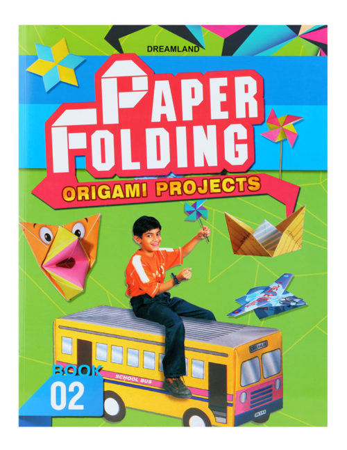Paper Folding Origami Projects - 2