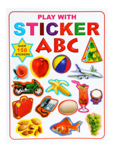 Play With Stickers ABC